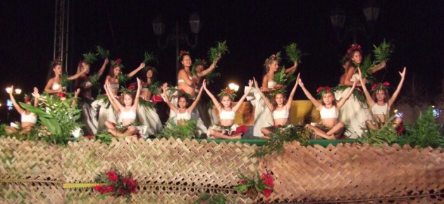 Tahitian Dance Fundamentals