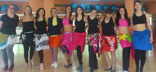 Workshops in Spanien, April und Mai 2013