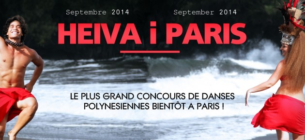 First heiva i Paris in September