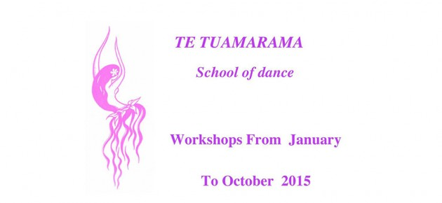 Workshops between February and October 2015